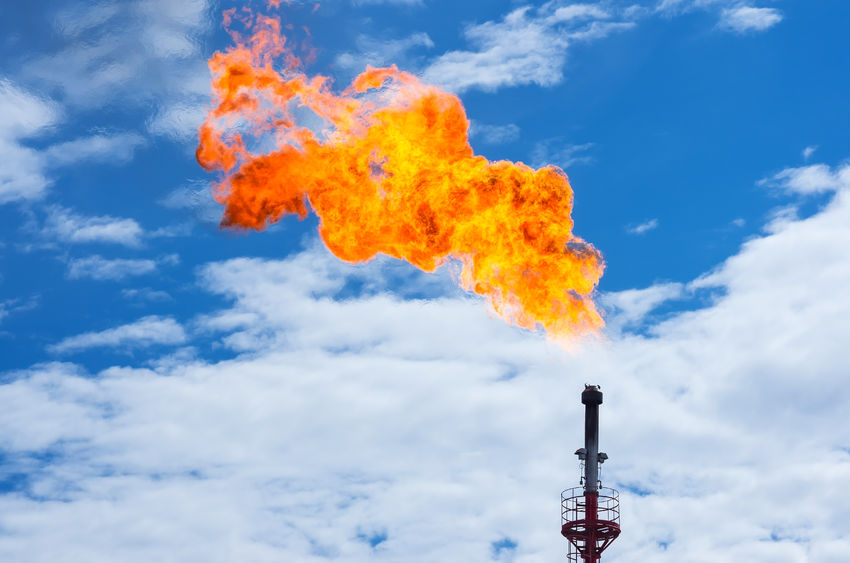 Image result for gas flaring