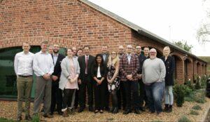 UK office team